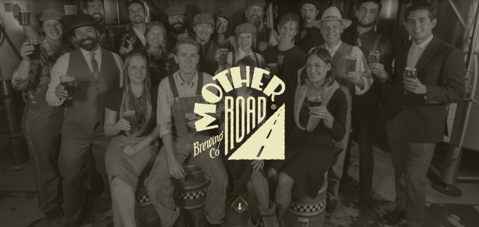 mother road brewery