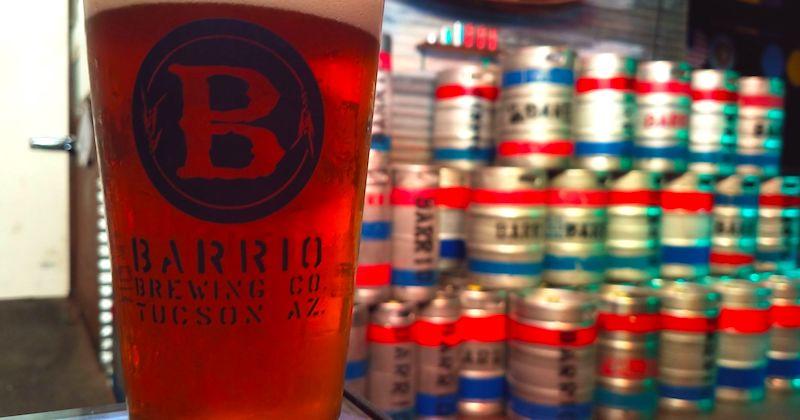 brewery in tucson az