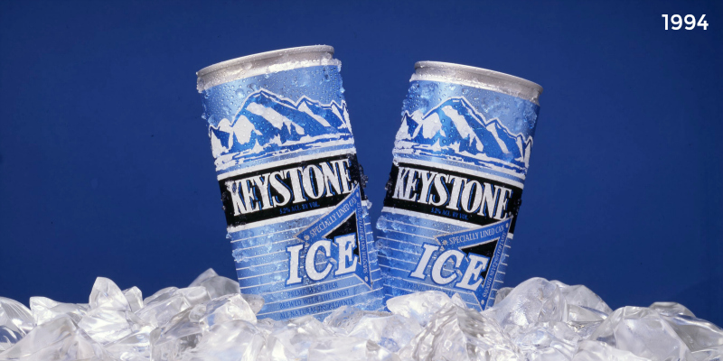 ice beers from the 90's
