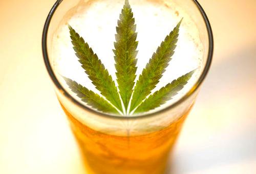 weed beers