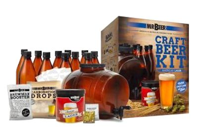 craft beer making kits for beginners